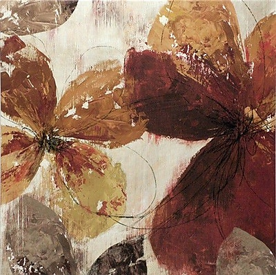 North American Art 'Paloma II' by Allison Pearce Painting Print on Wrapped Canvas