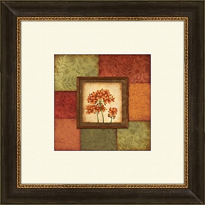 PTM Images Serenity A Framed Graphic Art