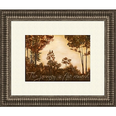 PTM Images The Journey A Framed Graphic Art