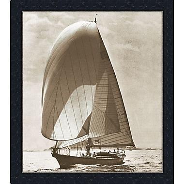 Melissa Van Hise 'Sailing I' Framed Photographic Print