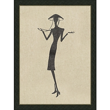 Melissa Van Hise Ladies ll Framed Graphic Art