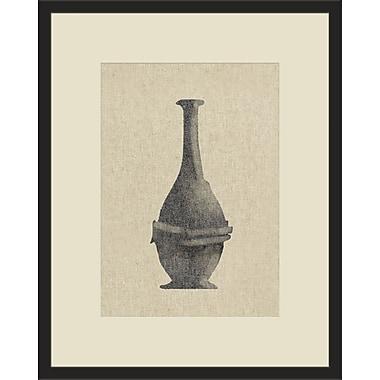 Melissa Van Hise Pretty Urn III Framed Graphic Art