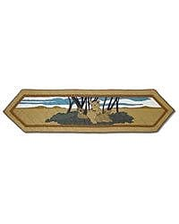 Patch Magic Safari Table Runner; 72'' W x 16'' L