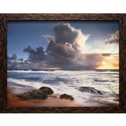 North American Art Forces of Nature by Christopher Foster Framed Photographic Print