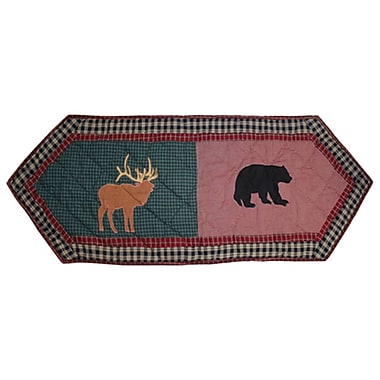Patch Magic Winter Trail Table Runner