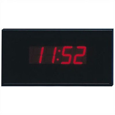 Peter Pepper Table Clock; Graphite