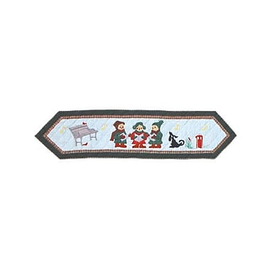Patch Magic Carolers Table Runner