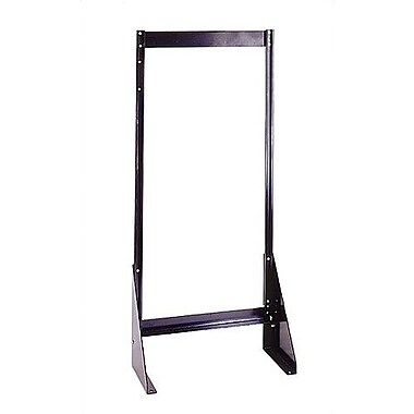 Quantum Single Sided Floor Stand; 70'' H