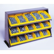Quantum Bench Pick Rack Shelf Storage Unit