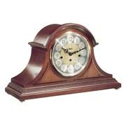 Hermle Clocks Tambour Clock in Cherry