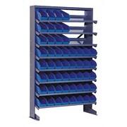 Quantum Single Sided Pick Rack Shelf Storage Unit