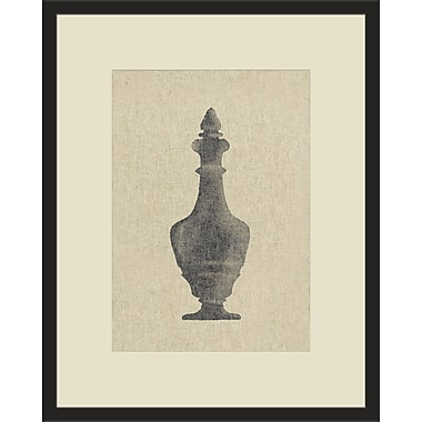 Melissa Van Hise Pretty Urn II Framed Graphic Art