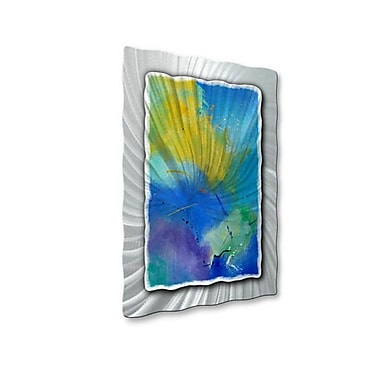 All My Walls 'Vivacious' by Pol Ledent Painting Print Plaque
