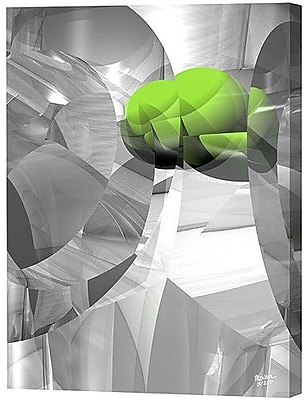 Menaul Fine Art Shattered Limited Edition by Scott J. Menaul Graphic Art on Wrapped Canvas; 38 x 30