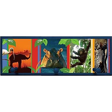 Illumalite Designs Jungle Animal Wall Plaque