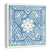 Melissa Van Hise Tiles III Graphic Art on Wrapped Canvas