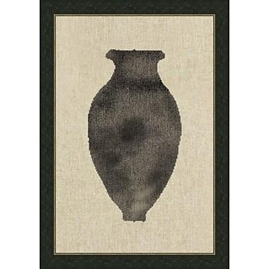 Melissa Van Hise Vase Vl Framed Graphic Art