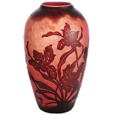Meyda Tiffany Victorian Nouveau Galle Day Lily Vase