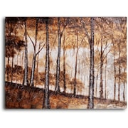 My Art Outlet 'Towards the Light' Painting Print on Wrapped Canvas