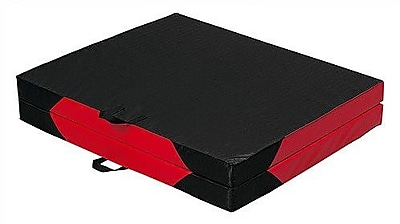 Wesco NA Foldable Large 4'' Landing Mat; Red