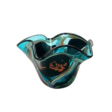 Dale Tiffany Seapointe Favrile Vase