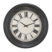 Woodland Imports Oversized 32'' Wall Clock