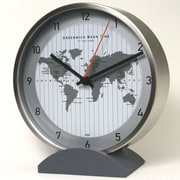 Bai Design 6'' Convertible Global Wall Clock