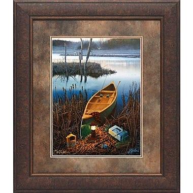 North American Art 'Spring at Last' by Eric Bjorlin Framed Painting Print