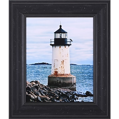 Art Effects Lighthouse Views II by Rachel Perry Framed Photographic Print