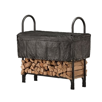 Shelter Log Rack Cover; Medium
