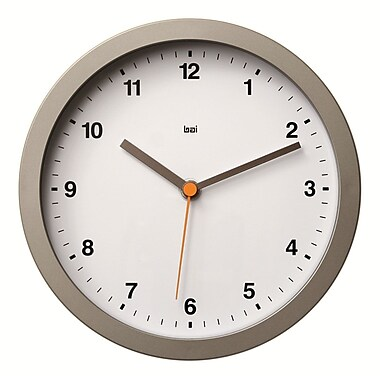 Bai Design 8'' Studio Wall Clock
