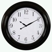 Ashton Sutton Indoor/Outdoor 18'' Wall Clock