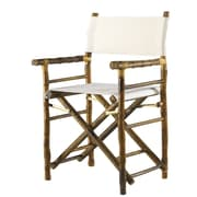Kenian Coastal Chic Directors Chair (Set of 2)