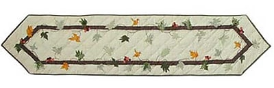 Patch Magic Falling Leaves Table Runner