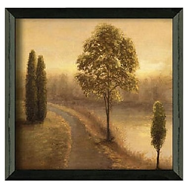 Timeless Frames Isle Pathway II by Michael Marcon Framed Painting Print
