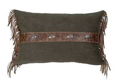 Wooded River Mustang Canyon Sham; Standard