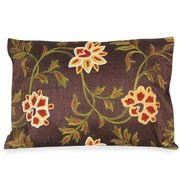 Novica The Seema Embroidered Pillow Cover