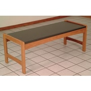 Wooden Mallet Dakota Coffee Table; Medium Oak