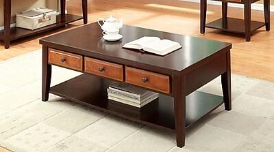 Hokku Designs Squanto Coffee Table