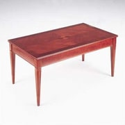 High Point Furniture Marquet Coffee Table; Mahogany