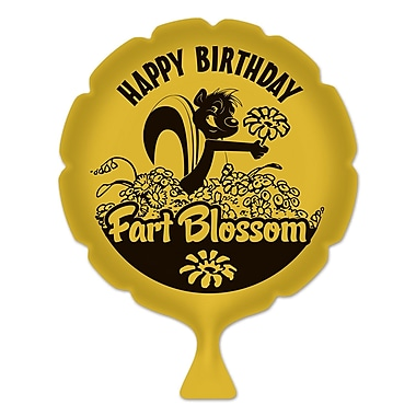 Birthday Fart Blossom Whoopee Cushion, 8