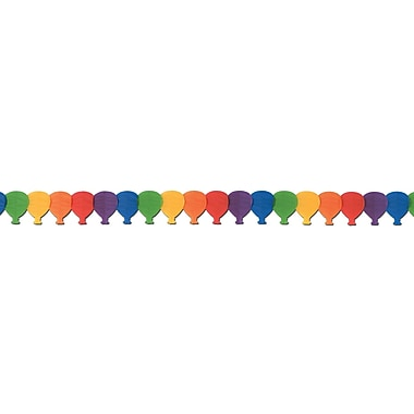 Multi-Colour Balloon Garland, 5-1/2