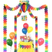 Happy Birthday Party Canopy, 1/Pack