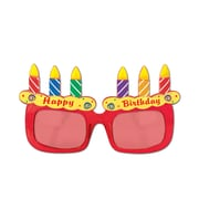 Beistle Birthday Cake Fanci-Frames, 2/Pack