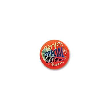 Very Special Birthday Satin Button, 2