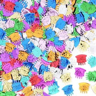Beistle Party Cakes Confetti, Multicolor, 5/Pack