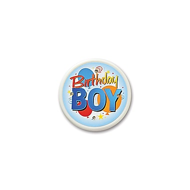 Birthday Flashing Button, 2-1/2