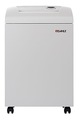 Dahle CleanTEC® 41322 Paper Shredder with Fine Dust Filter, Security Level P-5, 9 Sheet Capacity