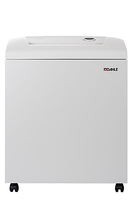 Dahle CleanTEC® 41622 Paper Shredder with Fine Dust Filter, Security Level P-5, 15 Sheet Capacity