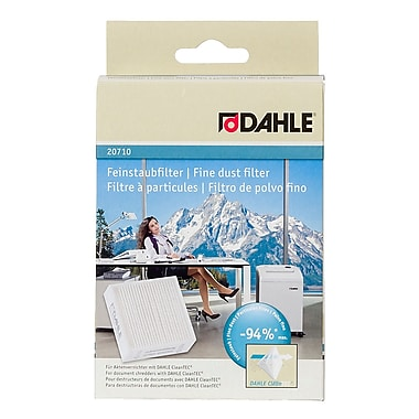 Dahle Air Filter for all Dahle CleanTEC® Paper Shredders